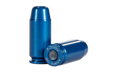 AZOOM SNAP CAPS 40S&W 10PK BLUE - for sale