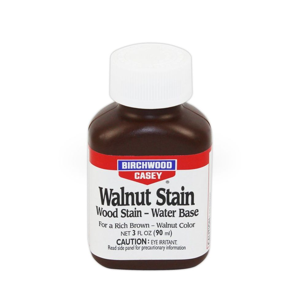 birchwood casey - Walnut Water - WS1 WALNUT STAIN 3OZ BTL for sale