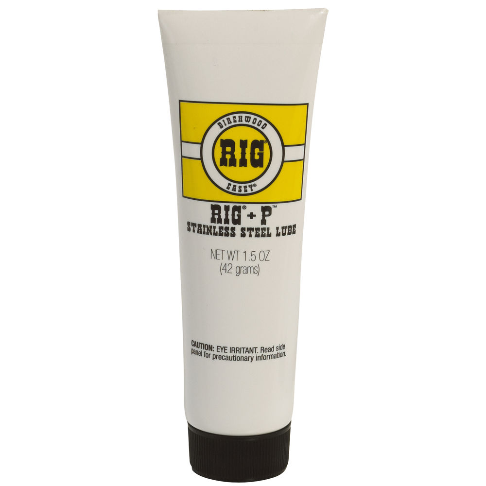 birchwood casey - Rig + P - RSL RIG+P STAINLESS STEEL LUBE 1.5 OUNCE for sale