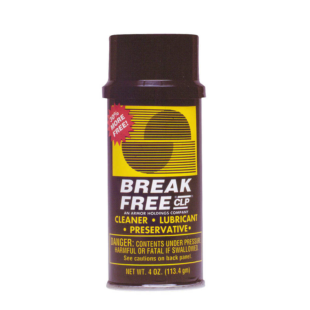 break free - CLP - CLP US MIL SPEC 4OZ AERO for sale