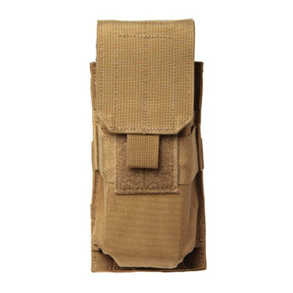 Blackhawk - 37CL02CT - STRIKE M4/M16 SGL MAG POUCH TAN HOLDS 2 for sale