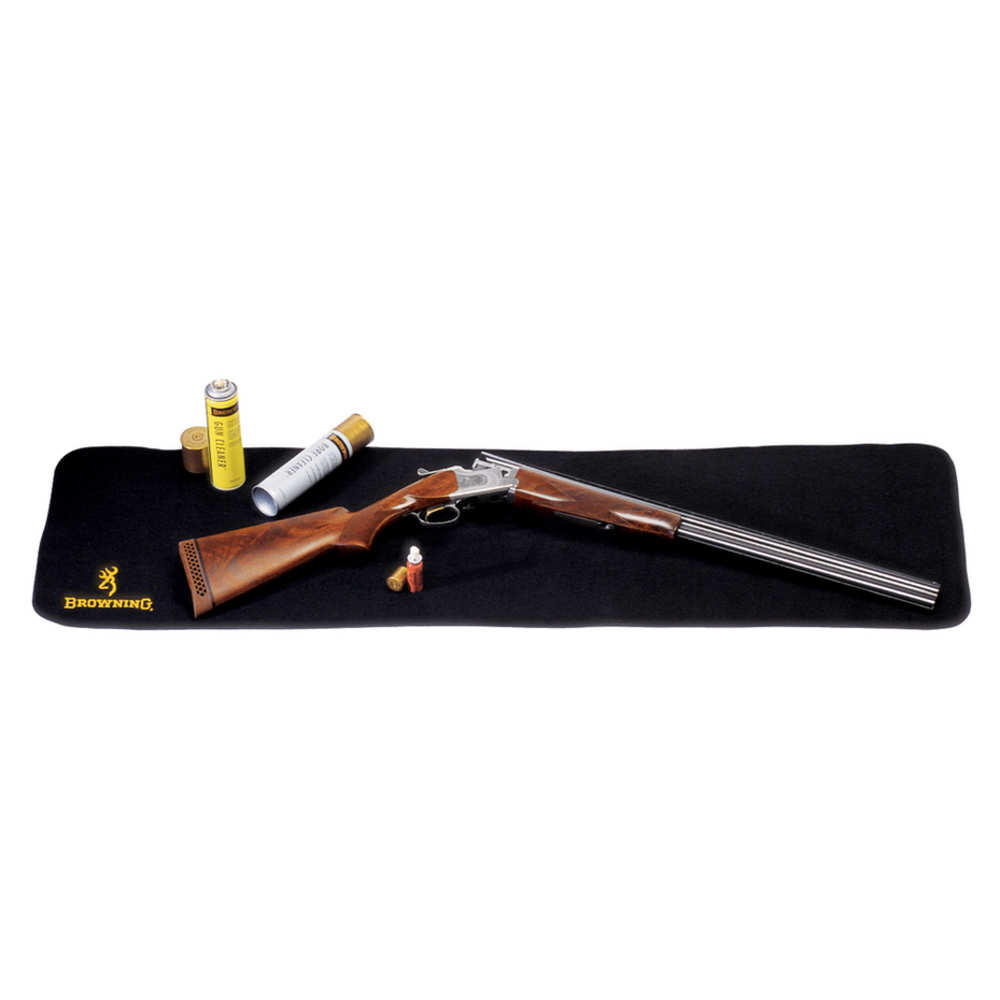 browning magazines & sights - 12420 - GUN CARE GUN CLEANING MAT for sale