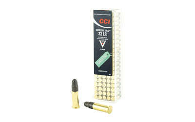 CCI 22LR GREEN TAG COMP 100/5000 - for sale