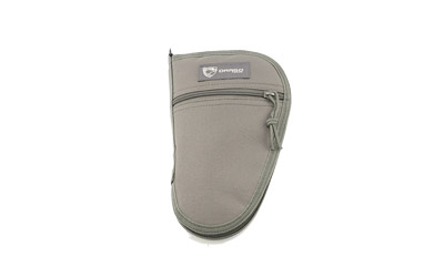 "DRAGO GEAR 10.5"" PISTOL CASE GRY - for sale"