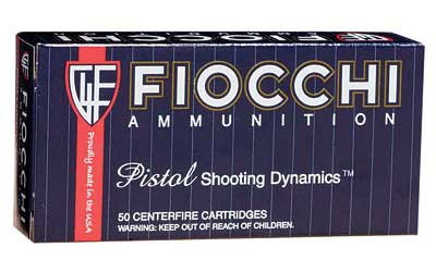 FIOCCHI 9MM 158GR FMJ 50/1000 - for sale
