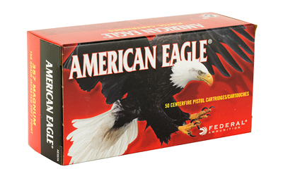 FED AM EAGLE 357MG 158GR JSP 50/1000 - for sale