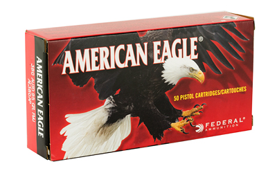 FED AM EAGLE 380ACP 95GR FMJ 50/1000 - for sale