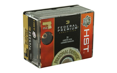 FED PRM HST 380ACP 99GR JHP 20/200 - for sale