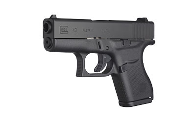 GLOCK 43 9MM 6RD - for sale