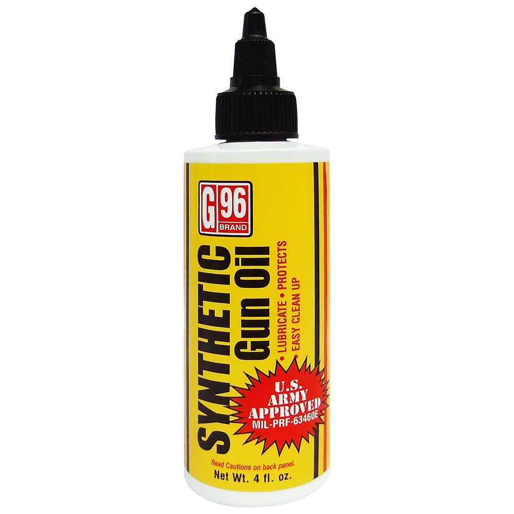 g-96 brand - Synthetic - G96 SYNTHETIC CLP GUN OIL 4OZ for sale