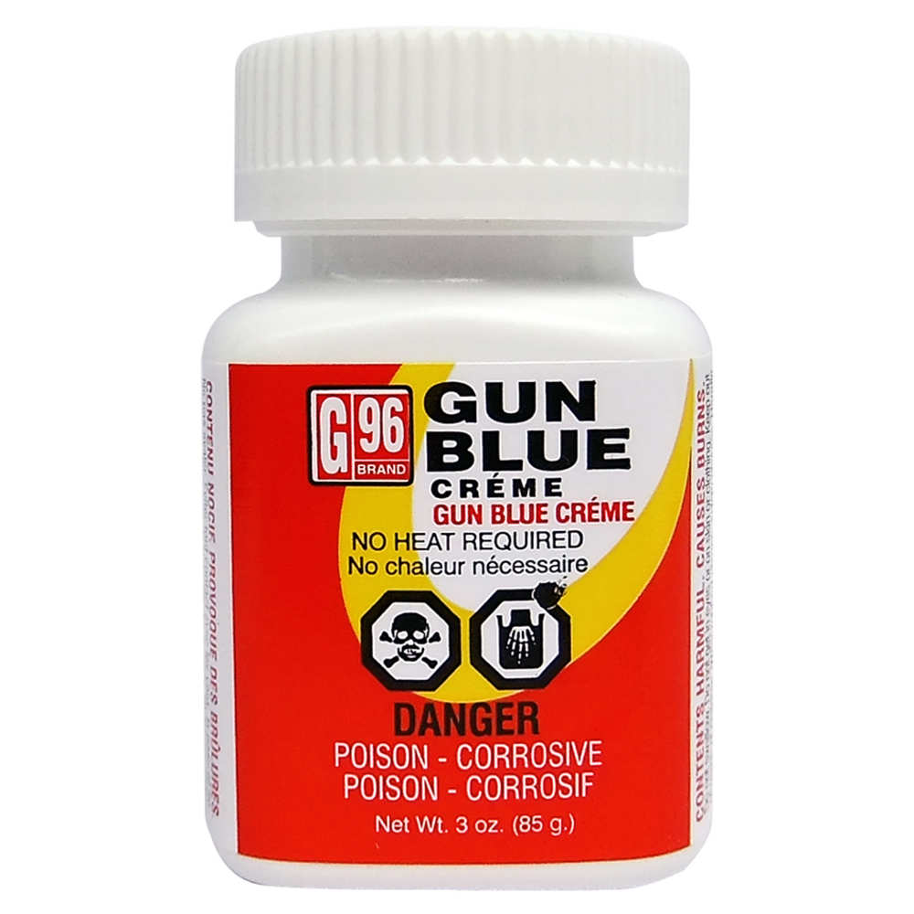g-96 brand - 1064 - G96 CREME GUN BLUE 3OZ for sale