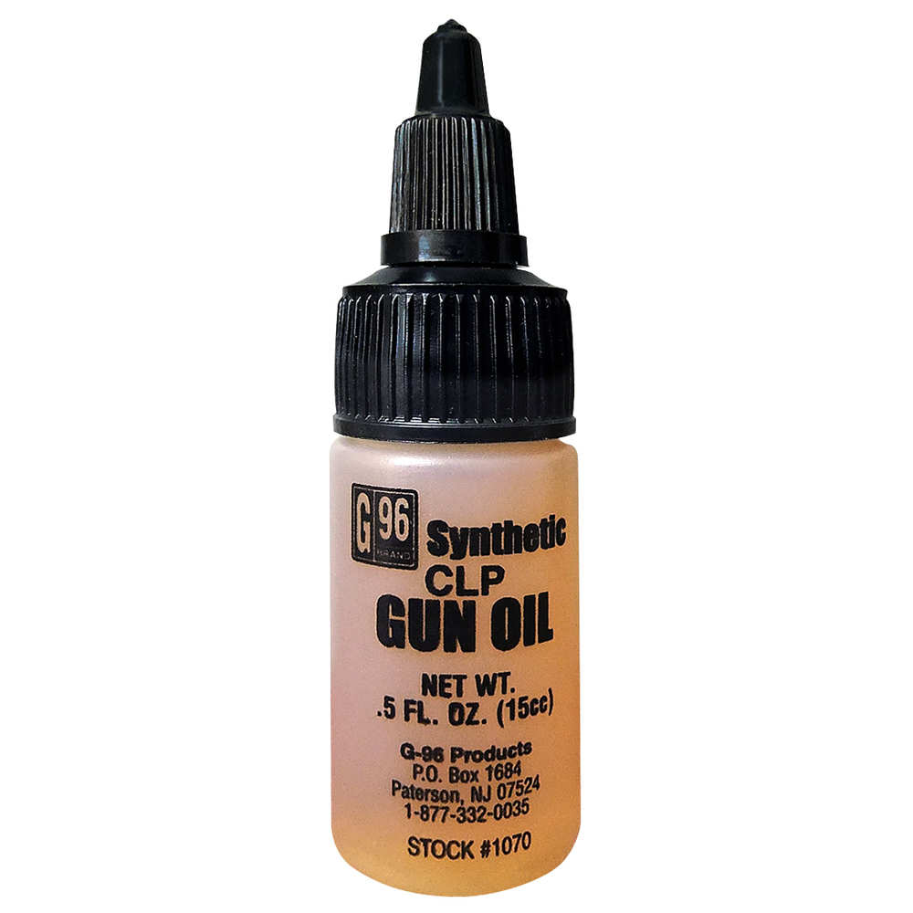 g-96 brand - Synthetic - G96 SYNTHETIC CLP GUN OIL 0.5OZ for sale