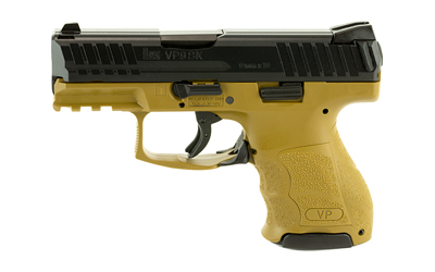 "HK VP9SK 9MM 3.39"" 10RD FDE 2MAGS - for sale"