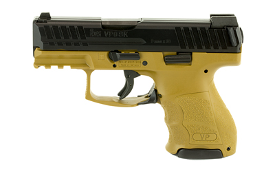 "HK VP9SK 9MM 3.39"" 10RD FDE NS 3MAGS - for sale"