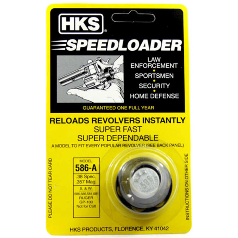 hks products - A Series - .38 Special - RVLVR SPDLDR 38/357 CAL for sale
