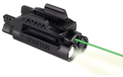 LASERMAX SPARTAN ADJ FT LT/LSR CMB G - for sale