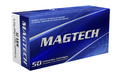 MAGTECH 32S&W LONG 98GR LRN 50/1000 - for sale