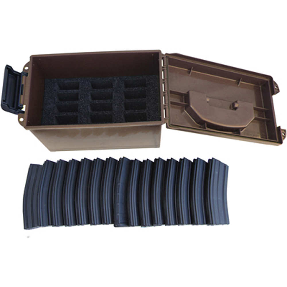 MTM Case-Gard - Tactical - TAC MAG CAN 223/5.56 HOLDS 15X30RD MAGS for sale