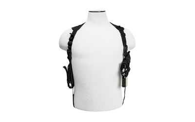 NCSTAR AMB SHOULDER HOLSTER BLK - for sale