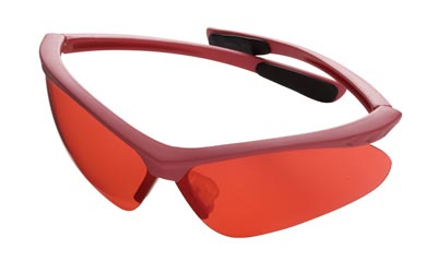 CHAMPION SHOOTING GLASSES PINK/ROSE - for sale