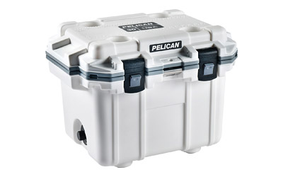 PELICAN IM 30QT ELITE COOLER WHT/GRY - for sale