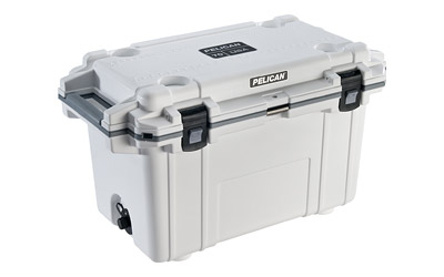 PELICAN IM 70QT ELITE COOLER WHT/GRY - for sale
