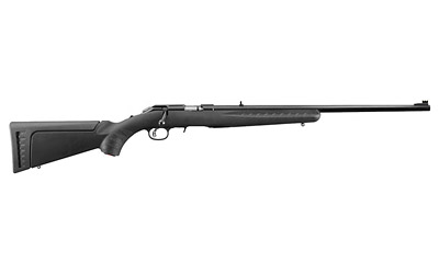 "RUGER AMERICAN RF 17HMR 22"" BL 9RD - for sale"