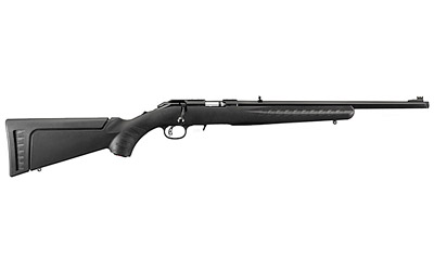 "RUGER AMERICAN RF 17HMR 18"" 9RD TB - for sale"