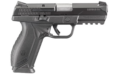 "RUGER AMERICAN 9MM 4.2"" 17RD BLK - for sale"