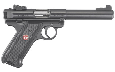 "RUGER MRK IV TRGT 22LR 5.5"" BL 10RD - for sale"