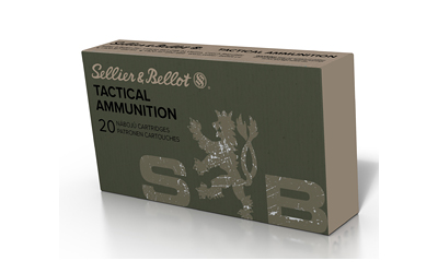 S&B 6.5CREED 140GR FMJ 20/500 - for sale