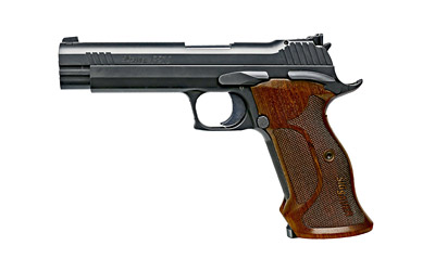 "SIG P210 TARGET 9MM 5"" BLK 8RD AS - for sale"