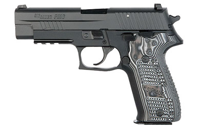"SIG P226 XTRM 9MM 4.4"" 10RD BLK G10 - for sale"