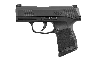 "SIG P365 MS 9MM 3.1"" 10RD BLK NS - for sale"