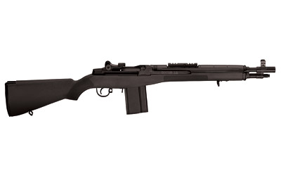 "SPRGFLD M1A SOCOM 308 16"" BLK STK - for sale"