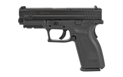 "SPRGFLD XD9 DEF 9MM 4"" BLK 16RD - for sale"