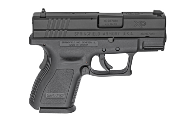 "SPRGFLD XD9 DEF 9MM 3"" BLK 10RD - for sale"