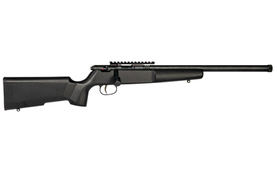 "SAV RASCAL 22LR TRGT 16 1/8"" YTH BLK - for sale"