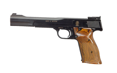 "S&W 41 7"" 22LR BLUE - for sale"