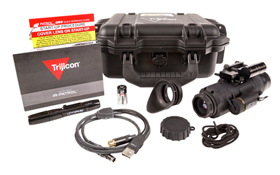 TRIJICON IR PTRL M300W 19MM BLK KIT - for sale