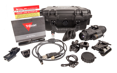 TRIJICON IR PTRL M300W 19MM BL TAC K - for sale