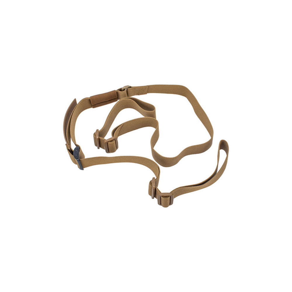 Troy Defense - SSLIMIN00FT00 - BATTLESLING T-SLING NONPADDED FDE for sale