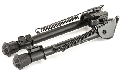 "UTG TACT OP BIPOD W/QD LVR MNT 8""-12 - for sale"