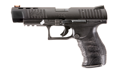 "WAL PPQ M2 22LR 5"" 12RD BLK W/FO FS - for sale"