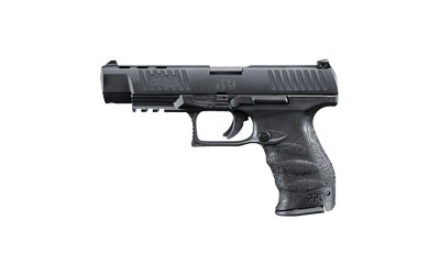 "WAL PPQ M2 22LR 5"" 10RD BLK W/FO FS - for sale"