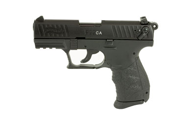 "WAL P22 22LR 3.4"" BLK 1-10RD CA - for sale"