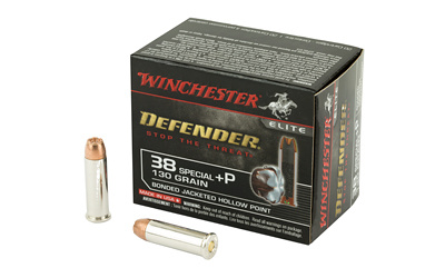 WIN DEFENDER 38SPL+P 130G JHP 20/200 - for sale